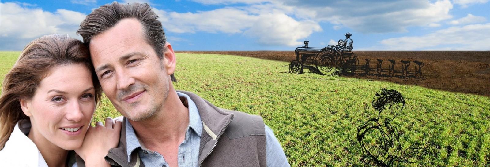 agriculteurs qui veulent s'installer