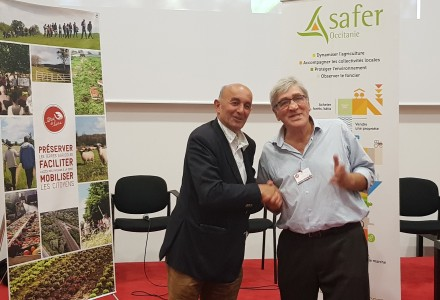 Installation en milieu rural : Safer Occitanie et Terre de Liens s'engagent !