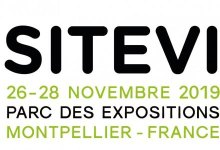 Salon SITEVI : Venez échanger sur votre projet