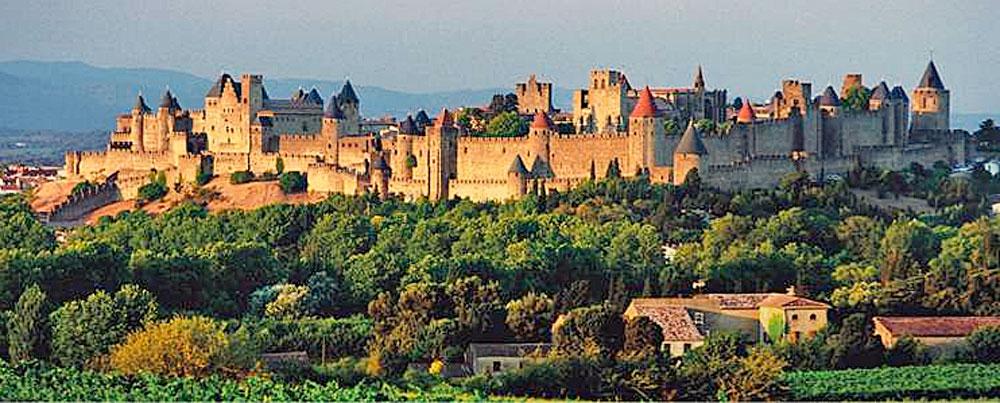 Aude - Cité de Carcassonne